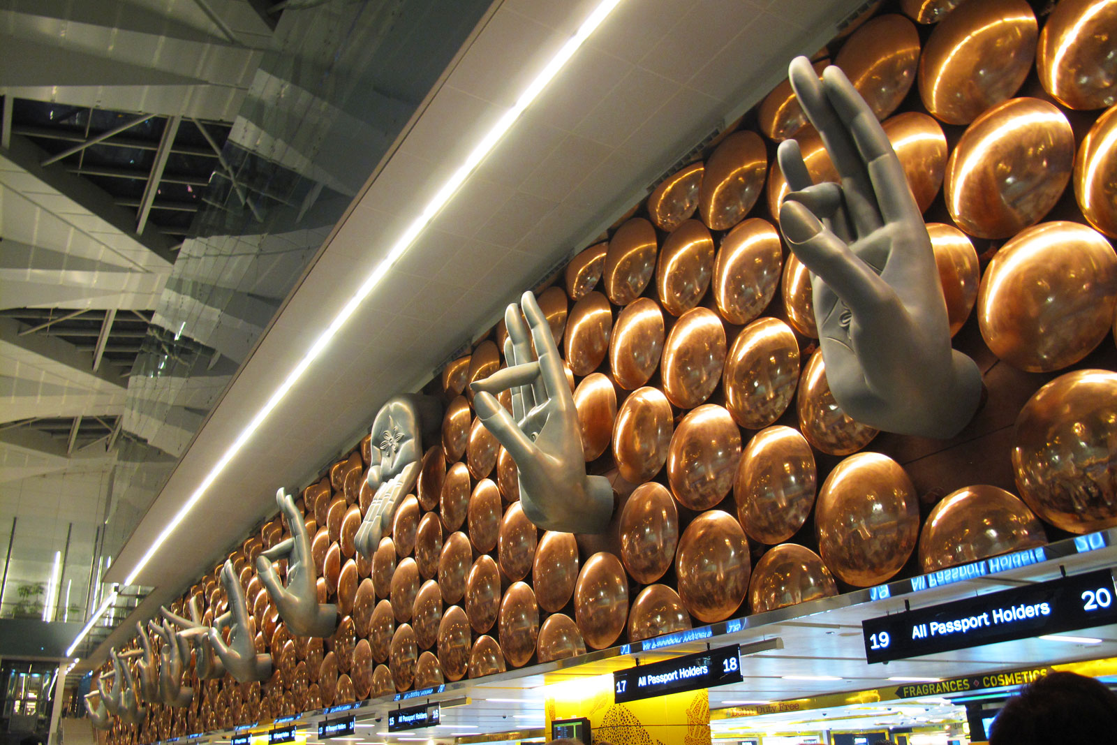 Quero Ser Indenizado — Os aeroportos mais confortáveis do mundo | Aeroporto de Delhi
