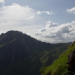 Small Adam´s Peak, perto de Ella