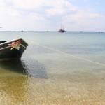 Barco em Koh Ma