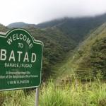 Batad, o amfiteatro das plantações de arroz