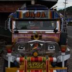 Jeepney, a alternativa filipina ao ônibus